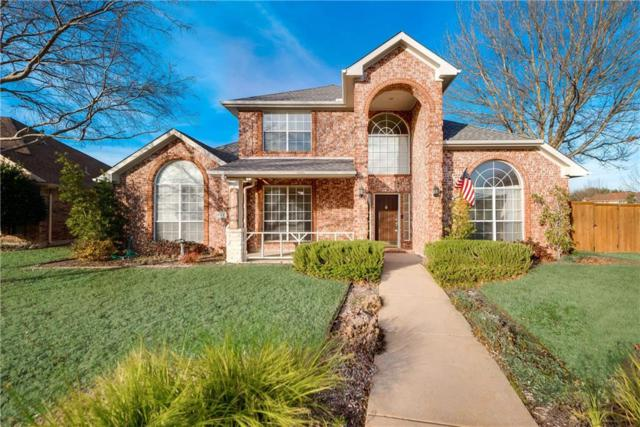 611 Harvest Mountain Court, Allen, TX 75002 (MLS #14006128) :: RE/MAX Town & Country