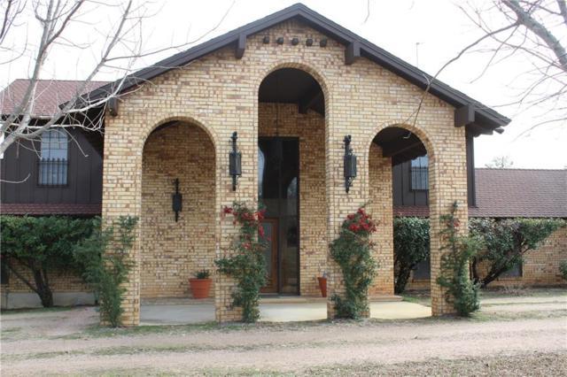 604 N Nicholson, Hamilton, TX 76531 (MLS #14006131) :: Real Estate By Design