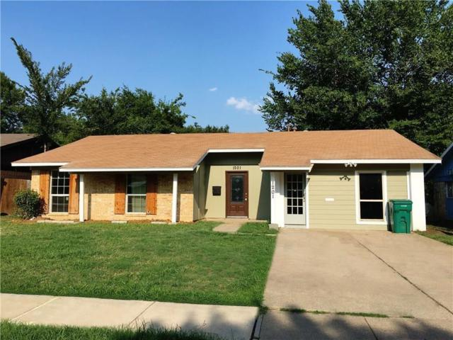 1201 Tahoe Drive, Lewisville, TX 75067 (MLS #14006133) :: Real Estate By Design