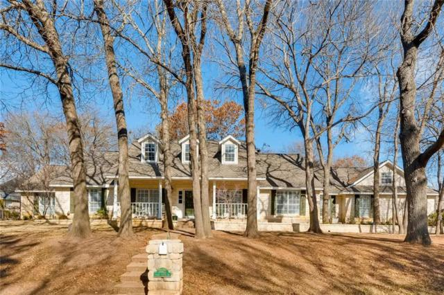 3537 Four Trees Drive, Weatherford, TX 76087 (MLS #14006142) :: The Gleva Team