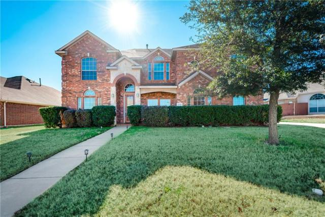 1149 Bridle Latch Drive, Fort Worth, TX 76052 (MLS #14006186) :: The Tierny Jordan Network