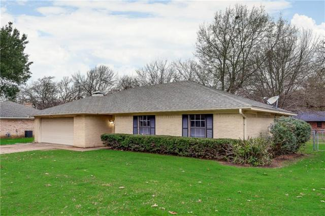 312 Fairmont Avenue, Corsicana, TX 75110 (MLS #14006192) :: The Real Estate Station