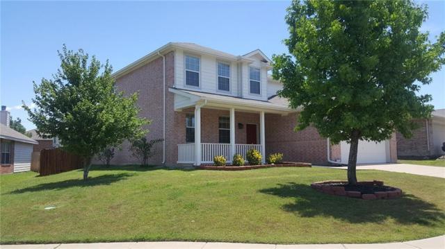 1509 Heron Drive, Aubrey, TX 76227 (MLS #14006214) :: Real Estate By Design
