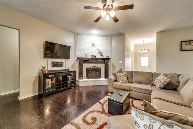 2808 Cantura Drive, Mesquite, TX 75181 (MLS #14006254) :: Kimberly Davis & Associates