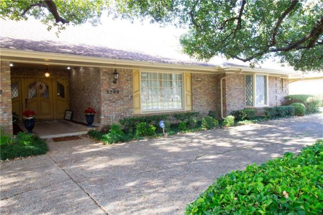 3200 Overton Park Drive W, Fort Worth, TX 76109 (MLS #14006285) :: NewHomePrograms.com LLC