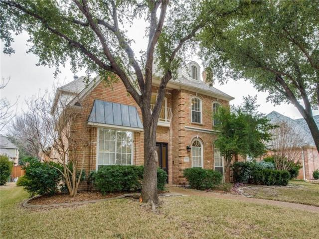 1608 Old Course Drive, Plano, TX 75093 (MLS #14006343) :: The Tierny Jordan Network