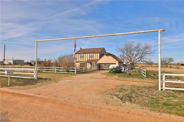 4976 County Road 410, Hawley, TX 79525 (MLS #14006352) :: The Paula Jones Team | RE/MAX of Abilene