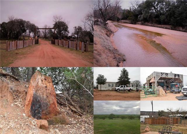 125 Pr 678, Voca, TX 76887 (MLS #14006371) :: The Real Estate Station