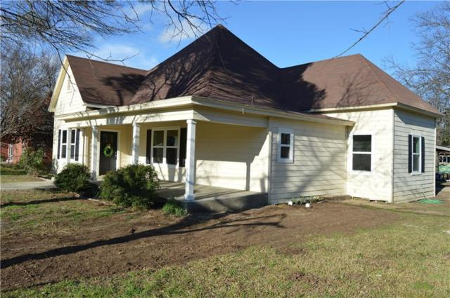 302 Madison Street, Cleburne, TX 76033 (MLS #14006379) :: The Real Estate Station