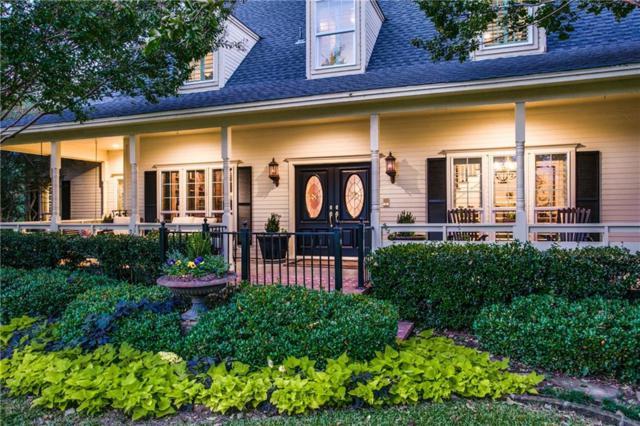1608 Oak Knoll Drive, Colleyville, TX 76034 (MLS #14006380) :: Baldree Home Team