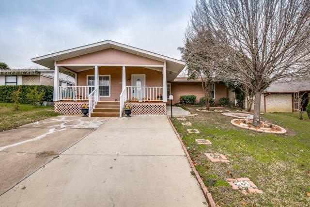 3817 Rainier Street, Irving, TX 75062 (MLS #14006435) :: NewHomePrograms.com LLC
