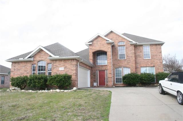 1109 Noblewood Drive, Glenn Heights, TX 75154 (MLS #14006452) :: NewHomePrograms.com LLC