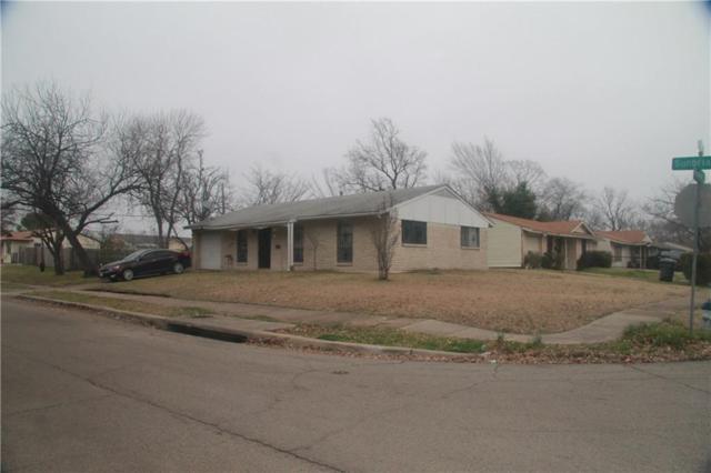 926 Sunbriar Avenue, Dallas, TX 75217 (MLS #14006466) :: NewHomePrograms.com LLC