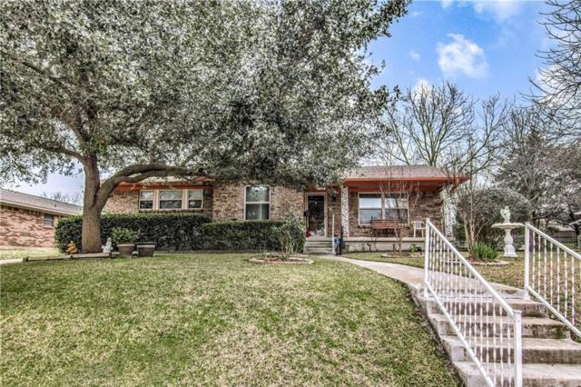 328 Davis Drive, Desoto, TX 75115 (MLS #14006477) :: RE/MAX Landmark