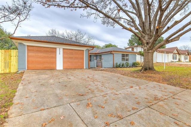 6425 Cliffside Drive, North Richland Hills, TX 76180 (MLS #14006487) :: RE/MAX Town & Country