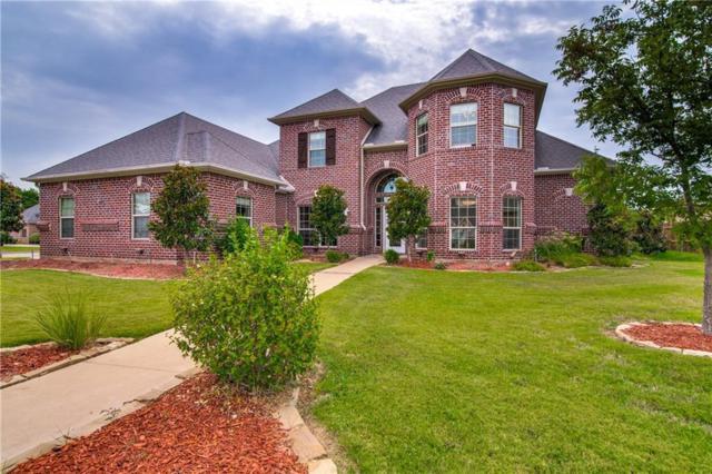 1136 Fountain Creek Boulevard, Pottsboro, TX 75076 (MLS #14006491) :: RE/MAX Town & Country