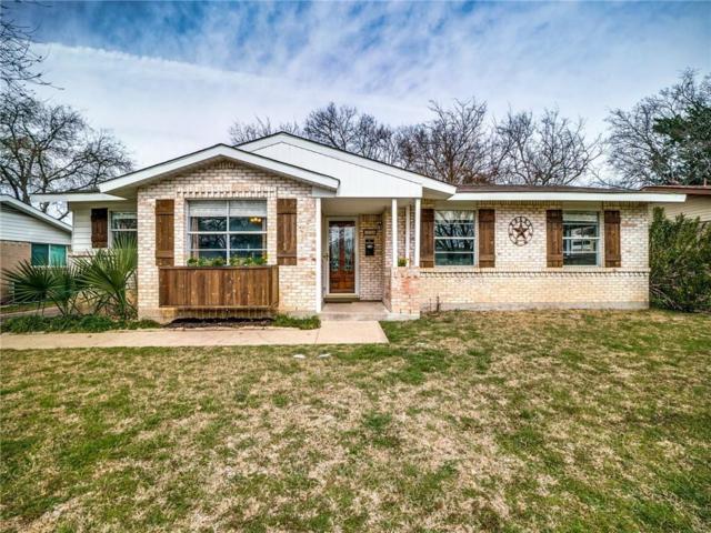 714 Silverstone Drive, Richardson, TX 75080 (MLS #14006502) :: Roberts Real Estate Group
