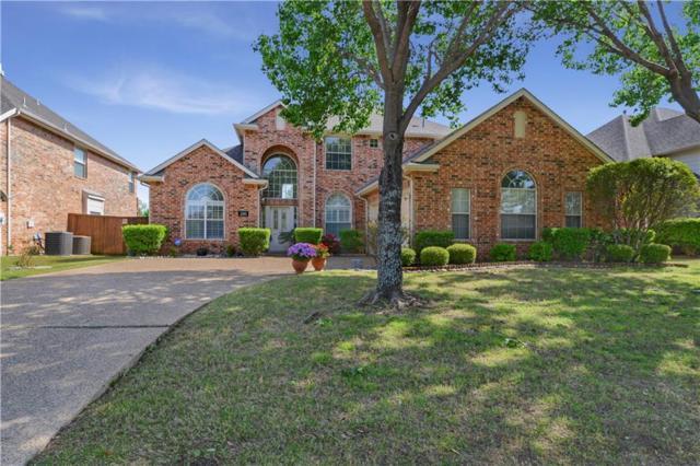 281 Lyndsie Drive, Coppell, TX 75019 (MLS #14006536) :: Team Tiller