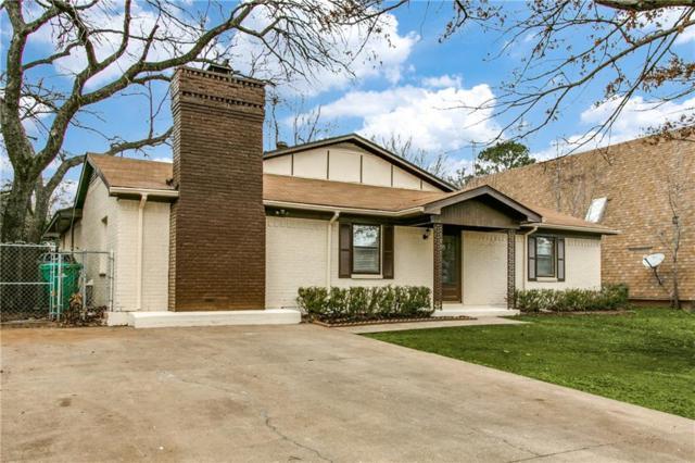 155 E Shore, Lewisville, TX 75057 (MLS #14006565) :: Baldree Home Team