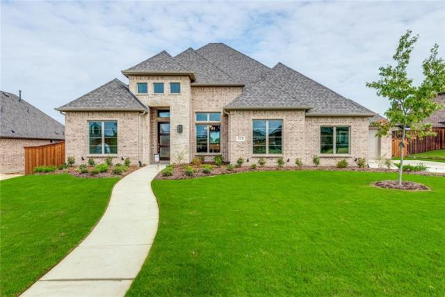 621 Sunbury Lane, Prosper, TX 75078 (MLS #14006579) :: Real Estate By Design