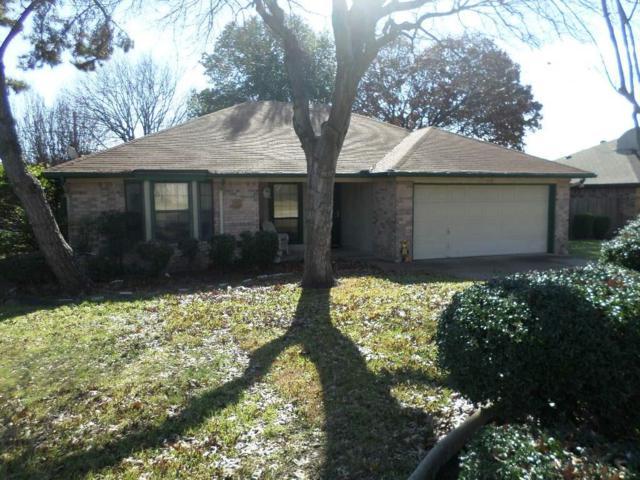709 Daniels Drive, Crowley, TX 76036 (MLS #14006580) :: Potts Realty Group