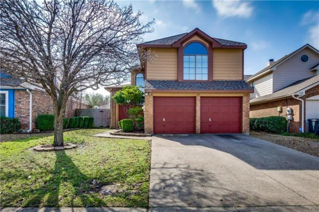 1158 Settlers Way, Lewisville, TX 75067 (MLS #14006592) :: Real Estate By Design