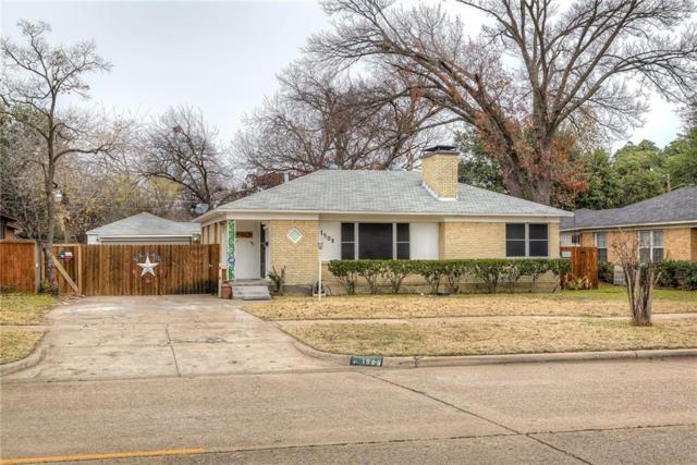 1509 W Saner Avenue, Dallas, TX 75224 (MLS #14006593) :: Century 21 Judge Fite Company