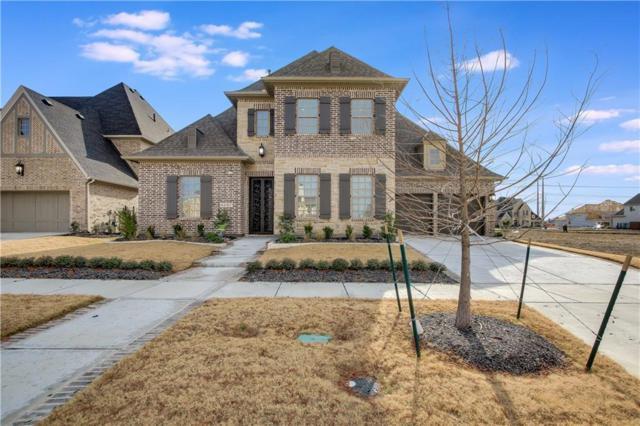 4267 Fairbanks Drive, Frisco, TX 75033 (MLS #14006599) :: Baldree Home Team
