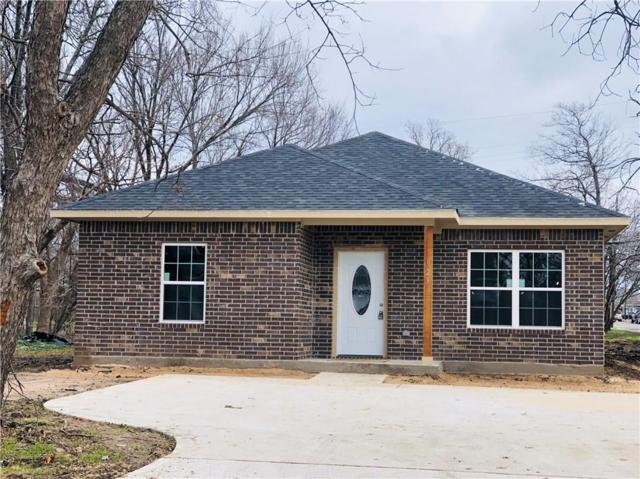 923 S Maxey Street, Sherman, TX 75090 (MLS #14006605) :: Real Estate By Design