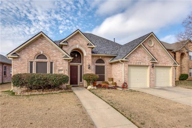 3012 Deer Trail, Mckinney, TX 75071 (MLS #14006614) :: Real Estate By Design