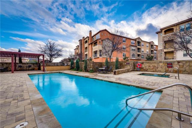 610 Via Ravello #306, Irving, TX 75039 (MLS #14006615) :: The Heyl Group at Keller Williams