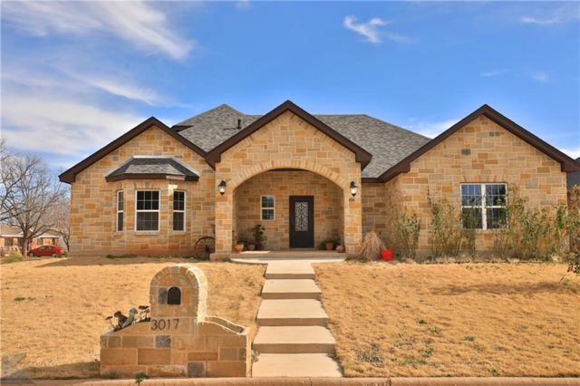 3017 Birch Drive, Abilene, TX 79606 (MLS #14006619) :: The Heyl Group at Keller Williams
