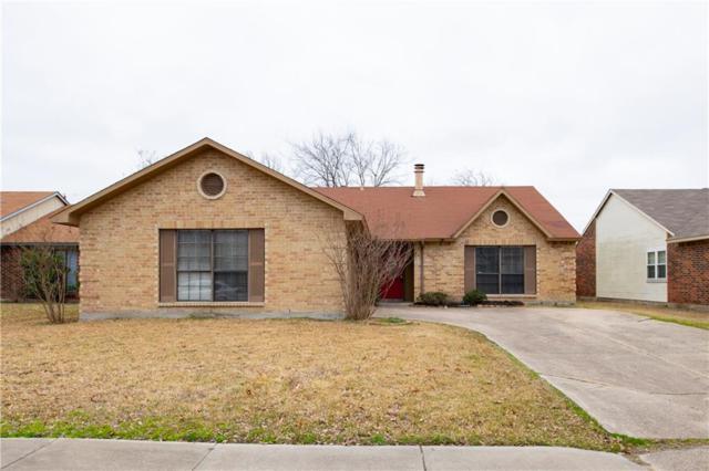 412 Carl C Senter Street, Forney, TX 75126 (MLS #14006733) :: Real Estate By Design
