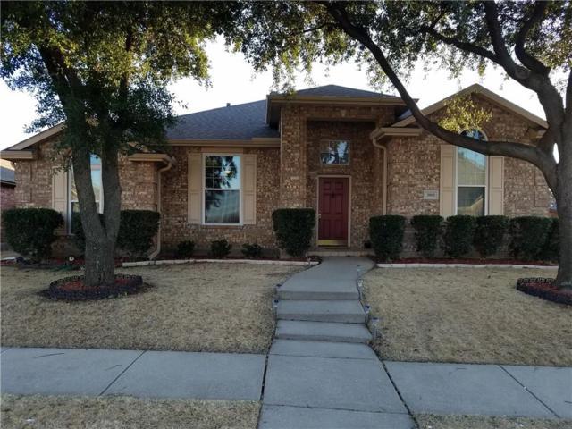 3905 Harbor Drive, The Colony, TX 75056 (MLS #14006739) :: Baldree Home Team