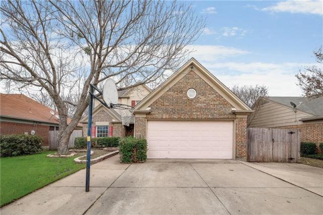 6924 Wooddale Drive, Watauga, TX 76148 (MLS #14006741) :: Real Estate By Design