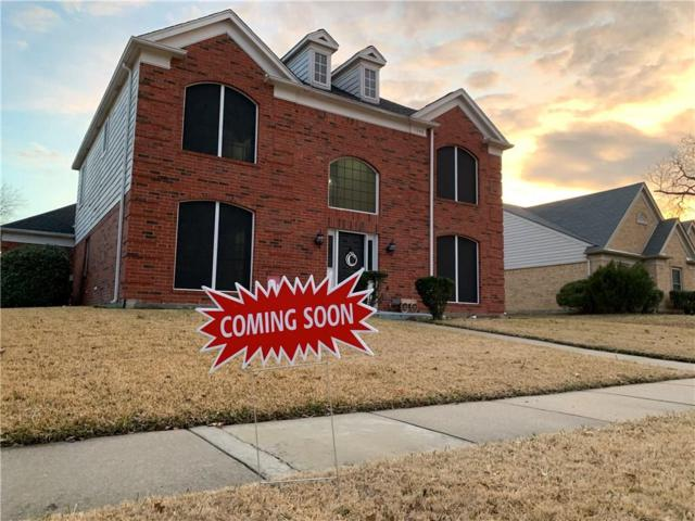 1346 Autumn Trail, Lewisville, TX 75067 (MLS #14006750) :: Real Estate By Design
