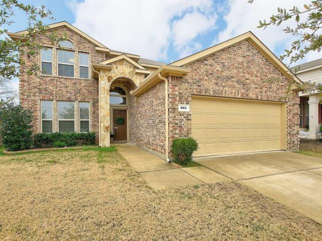 801 Westwood Court, Anna, TX 75409 (MLS #14006800) :: RE/MAX Town & Country