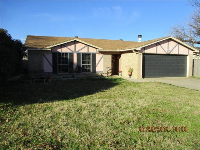 424 Cole Avenue, Saginaw, TX 76179 (MLS #14006827) :: The Gleva Team