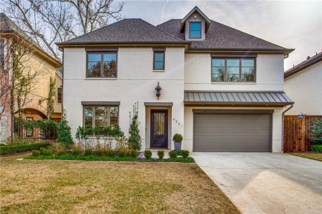 4321 Southern Avenue, Highland Park, TX 75205 (MLS #14006831) :: Robbins Real Estate Group