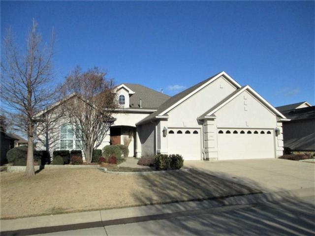 11708 Clemson Drive, Denton, TX 76207 (MLS #14006867) :: Team Tiller