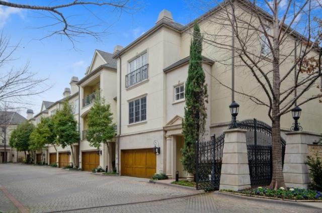 3346 Blackburn Street, Dallas, TX 75204 (MLS #14006871) :: Van Poole Properties Group