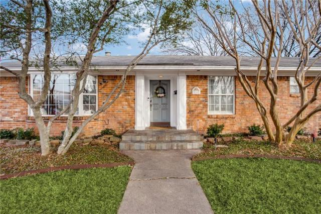 10145 Mccree Road, Dallas, TX 75238 (MLS #14006916) :: The Hornburg Real Estate Group