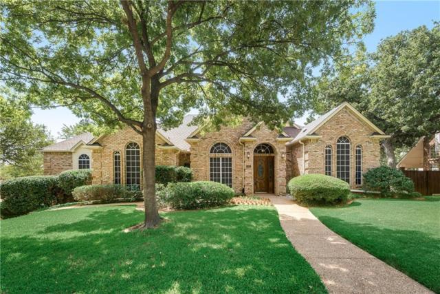 330 Craig Circle, Highland Village, TX 75077 (MLS #14006943) :: Team Tiller