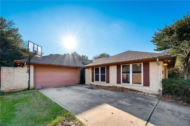 4701 Yellowleaf Drive, Fort Worth, TX 76133 (MLS #14006954) :: Potts Realty Group