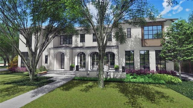 4332 Belclaire Avenue, Highland Park, TX 75205 (MLS #14007028) :: Robbins Real Estate Group