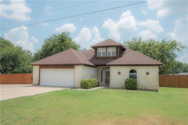 4110 Cherokee Court, Granbury, TX 76048 (MLS #14007035) :: Frankie Arthur Real Estate