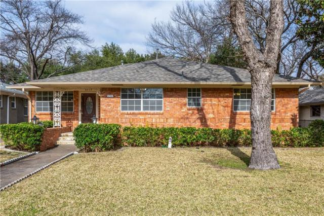 6355 Monticello Avenue, Dallas, TX 75214 (MLS #14007092) :: Robbins Real Estate Group