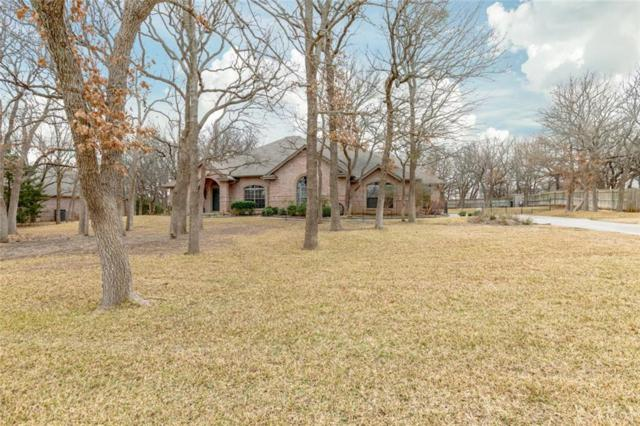 101 Shady Wood Court, Weatherford, TX 76087 (MLS #14007114) :: Potts Realty Group