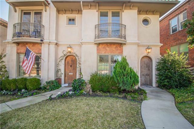 3639 Crestline Road, Fort Worth, TX 76107 (MLS #14007186) :: The Hornburg Real Estate Group