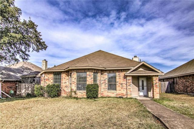 11815 Asher Lane, Balch Springs, TX 75180 (MLS #14007281) :: Century 21 Judge Fite Company